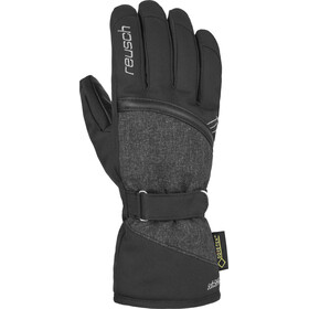 Reusch Alexa GTX Handschoenen Dames, black/black melange/silver